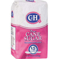 C&H® Pure Cane Granulated Sugar - 10 lb. Bale