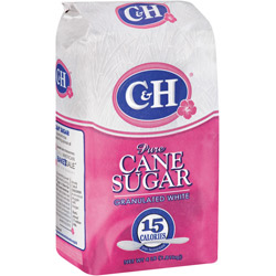 C&H® Pure Cane Granulated Sugar - 4 lb. Bale