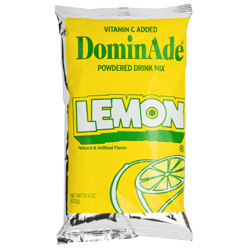 DominAde® Lemon Drink Mix
