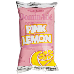 DominAde® Pink Lemon Drink Mix