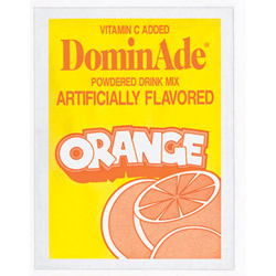 DominAde® Orange Drink Mix