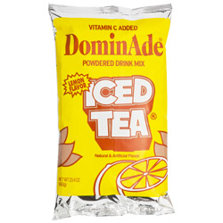 DominAde® Iced Tea Drink Mix