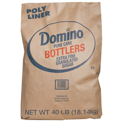 Domino® Pure Cane Bottlers Sugar - 40 lb. Bag