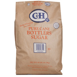 C&H® Pure Cane Bottlers Sugar - 40 lb. Bag