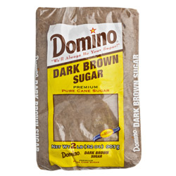 Domino® Dark Brown Sugar - 2 lb. Poly