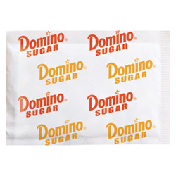 Domino® Pure Cane Granulated Sugar Packets - 1/10 Oz, 2000 Count