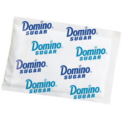 Domino® Pure Cane Granulated Sugar Packets - 1/8 Oz, 2000 Count