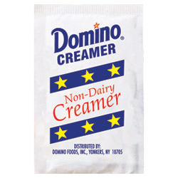 Domino® Non-Dairy Creamer Packets -2.5 Grams, 1000 Count