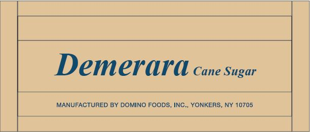 Demerara Cane Sugar - Single Serve .10 oz. Sticks, 2,000 Count