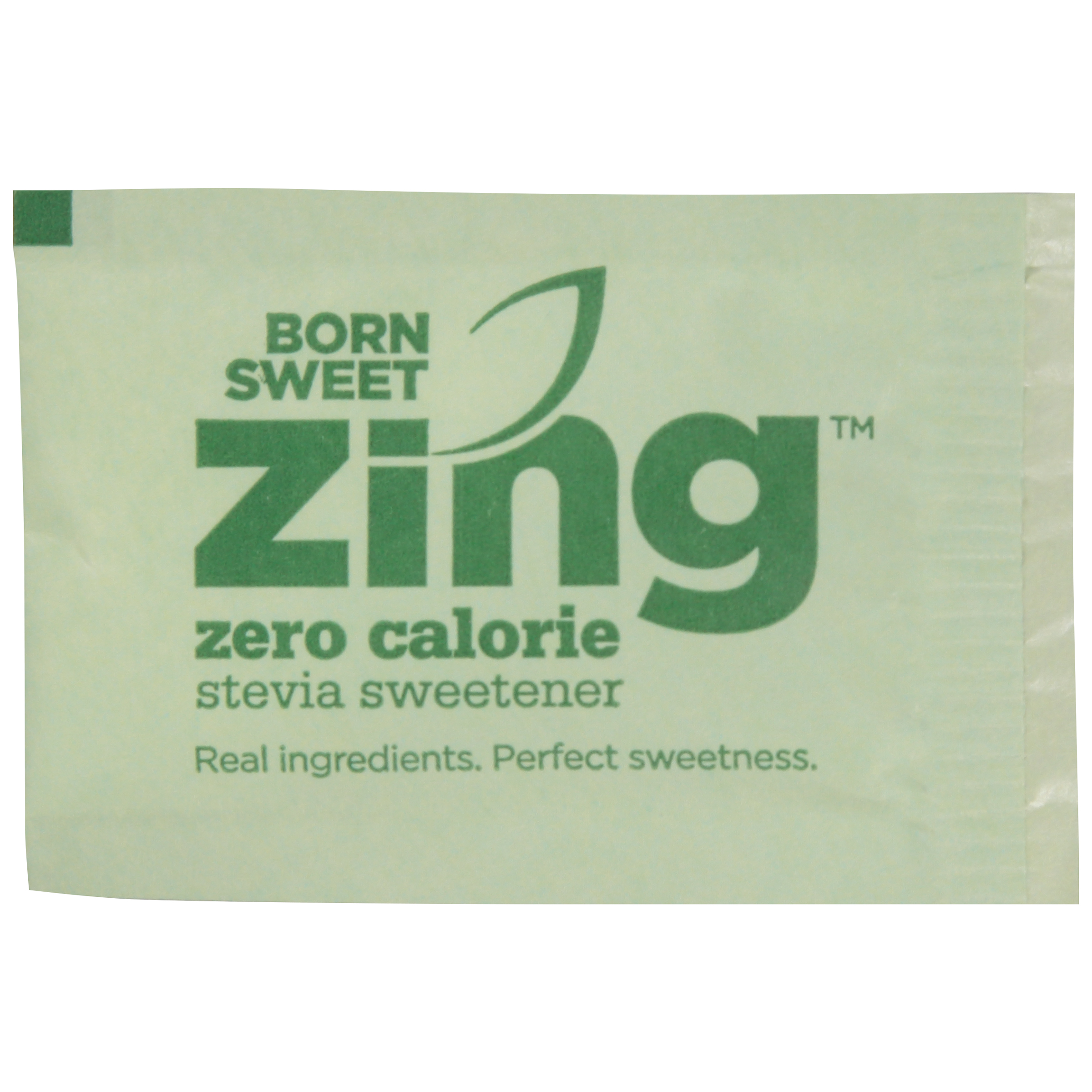 Born Sweet Zing™ Zero Calorie Stevia Sweetener Packets - 1 Gram, 1000 Count