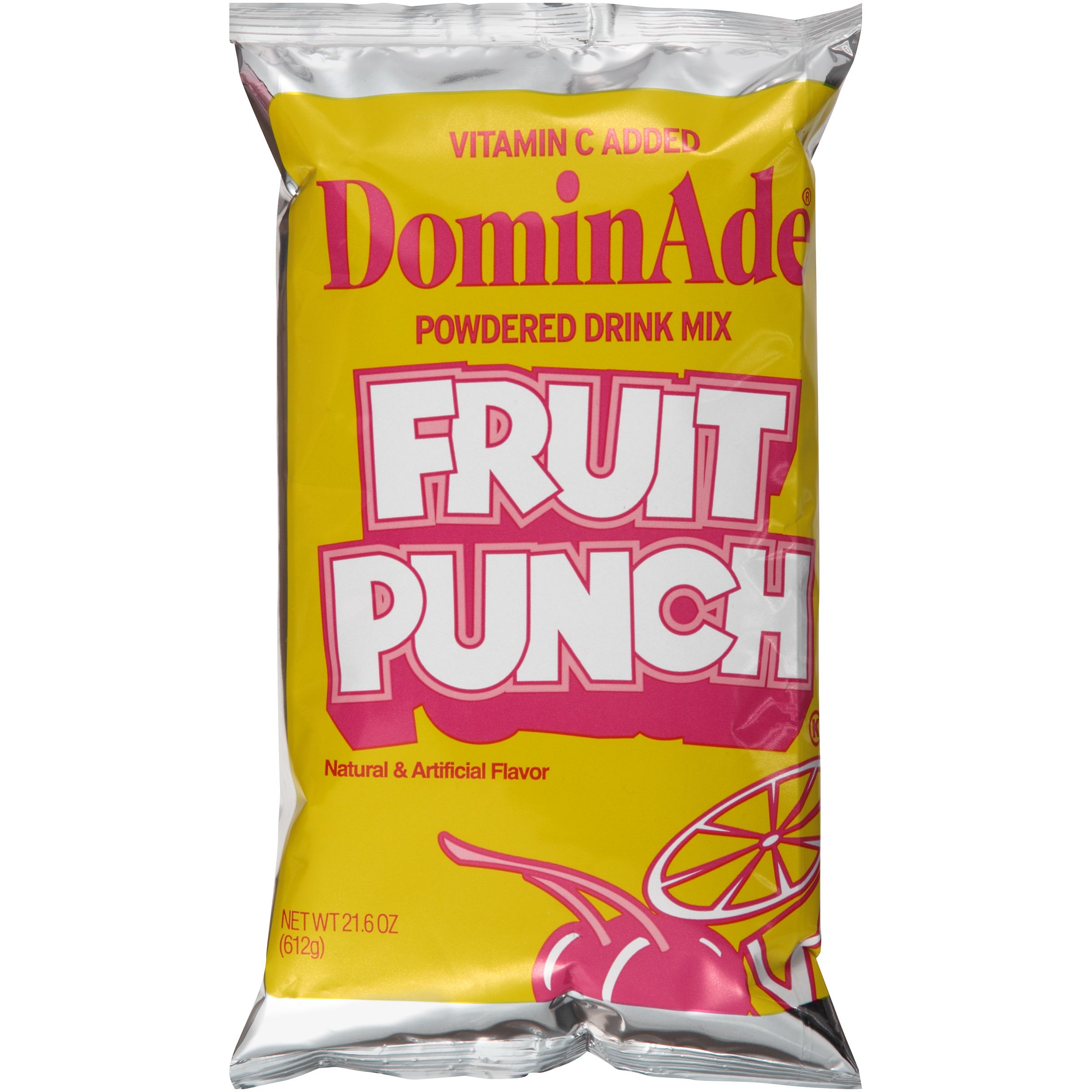 DominAde® Fruit Punch Drink Mix