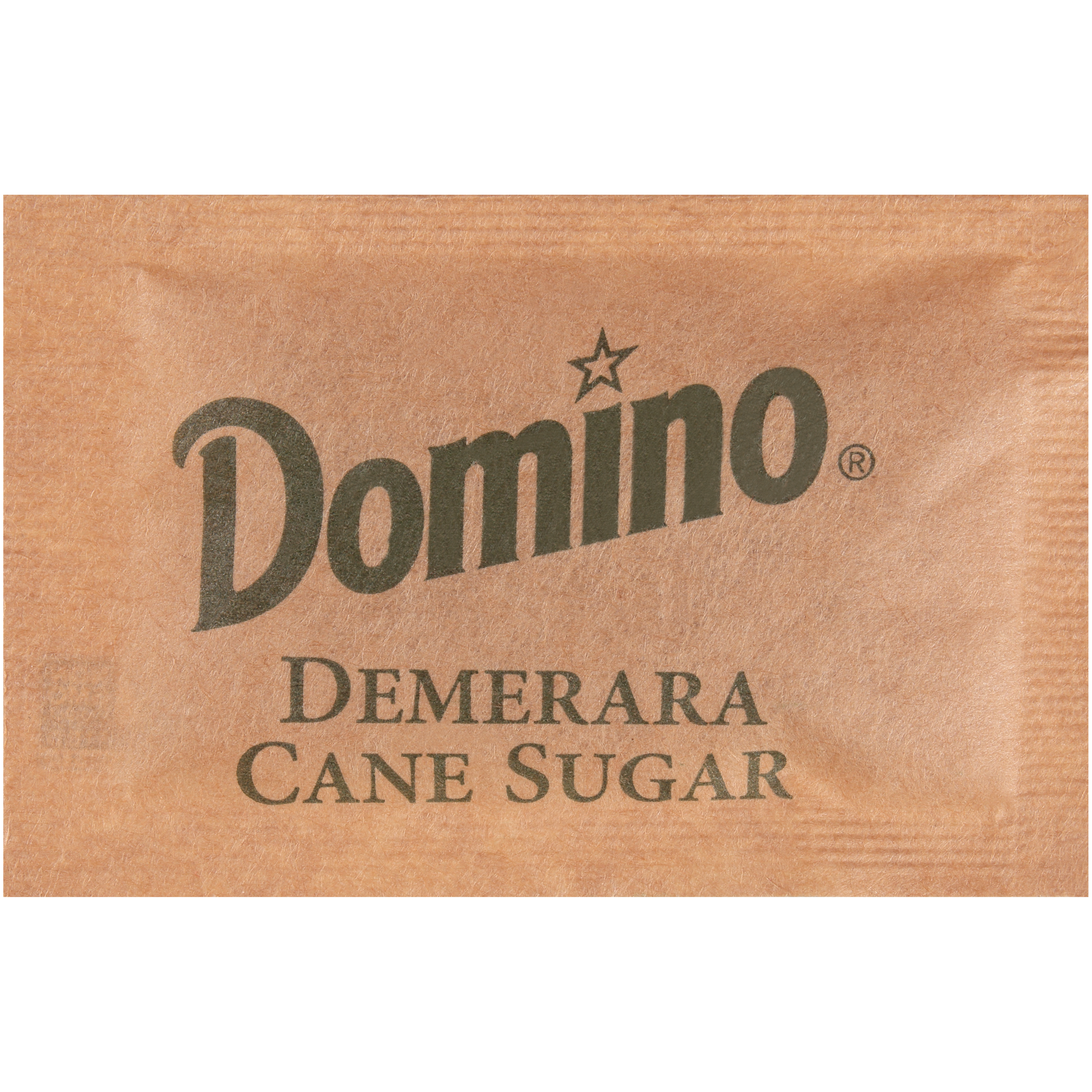 Domino® Demerara Cane Sugar Packets - 1/10 Oz, 1000 Count